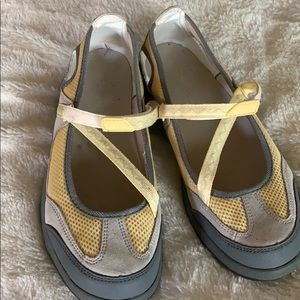Land's End Maryjane water shoes 10